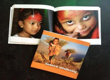 Productie Nepal boek